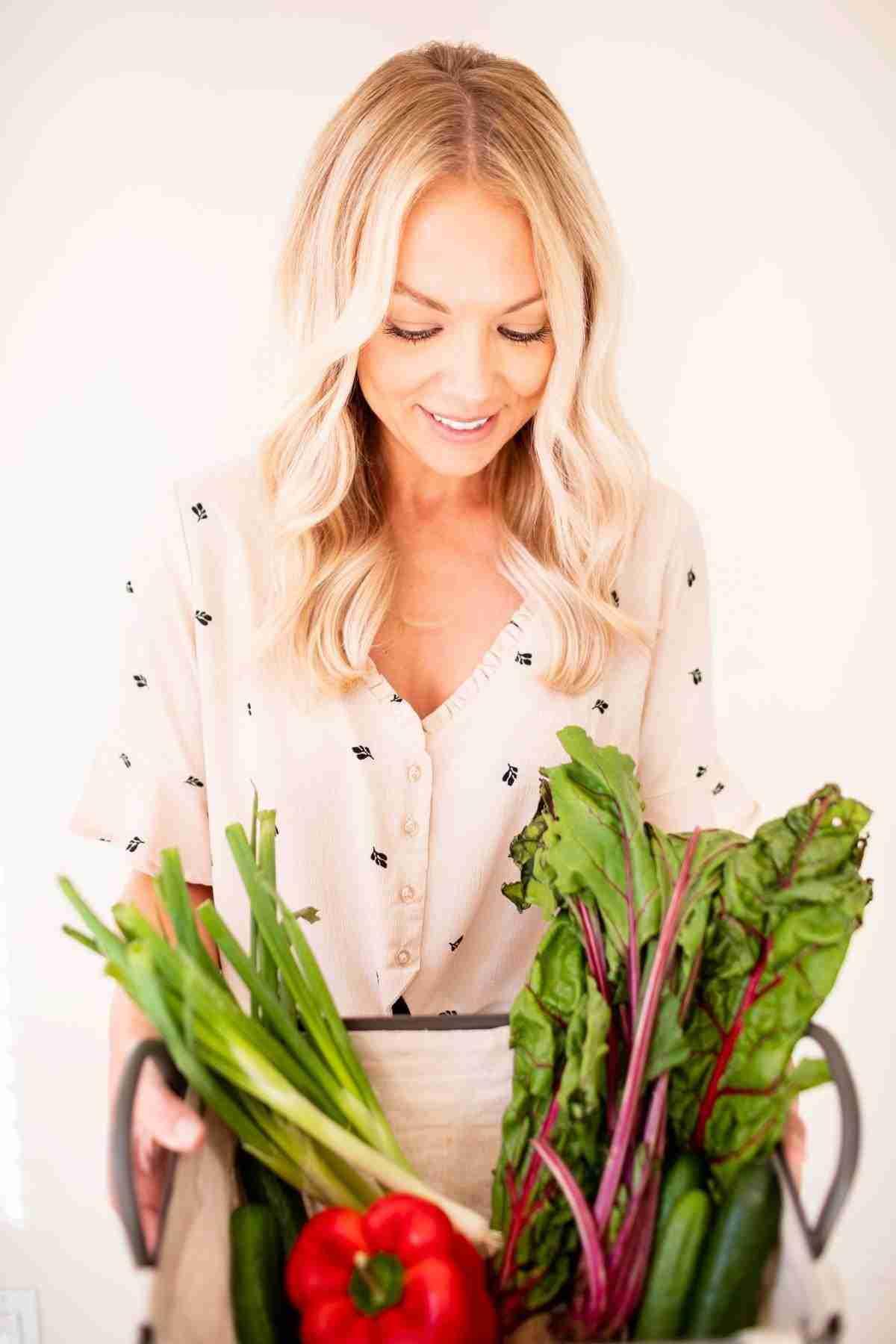 Elise Harlow registered dietitian